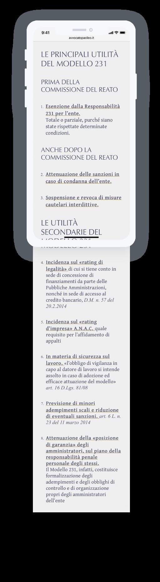 forzastudio carlo pacileo website webdesign