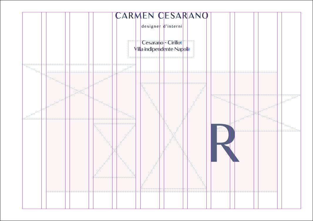 forzastudio salerno studio di comunicazione e grafica format instagram Carmen Cesarano designer d'interni
